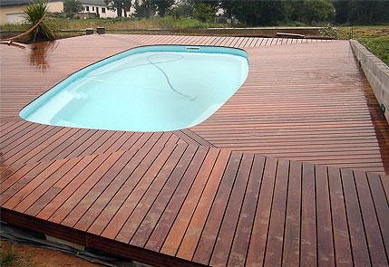 amnagement piscine ambiance paysage hennebont